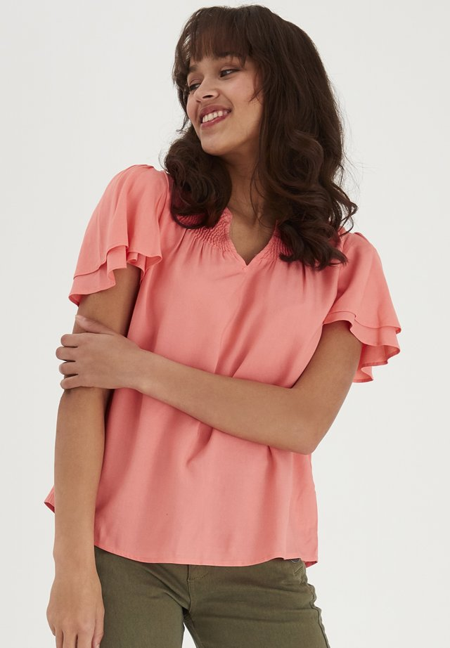 FRIPFINE  - Blouse - shell pink