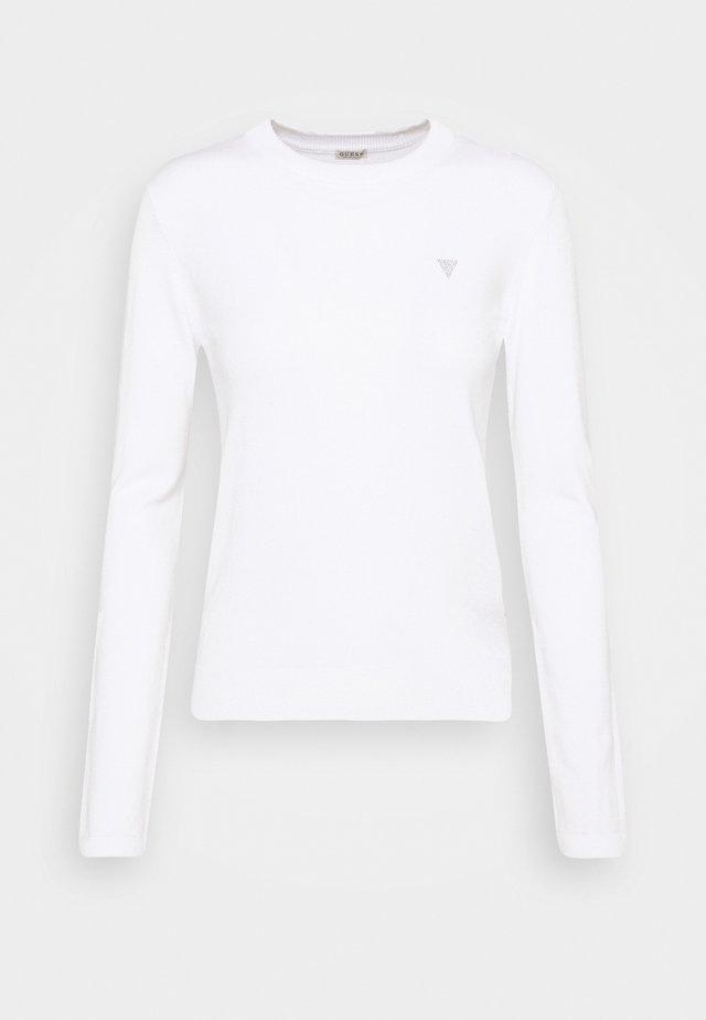 WINTER STRETCH - Sweatshirt - true white
