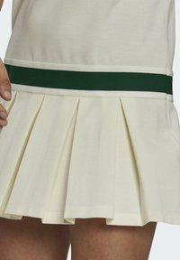 adidas Originals - TENNIS LUXE DRESS ORIGINALS - Blousejurk - off white - 5