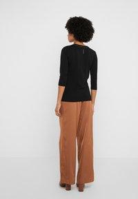 Escada Sport - EBAZE - Long sleeved top - black - 2