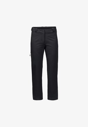 ACTIVATE THERMIC - Stoffhose - black