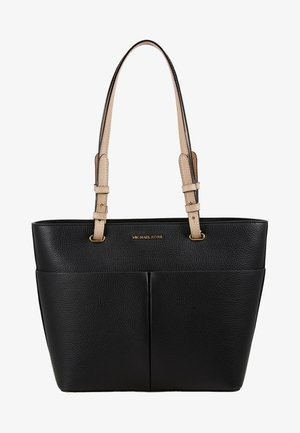 BEDFORD POCKET TOTE - Bolso de mano - black