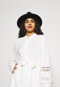 Fabienne Chapot - LEO DRESS - Shirt dress - cream white - 3