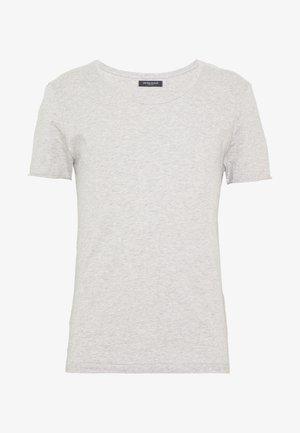 ERIK TEE - Basic T-shirt - grey melange