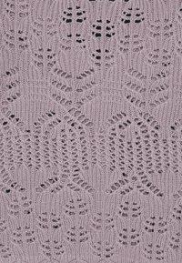 Monki - PEARL CARDIGAN - Cardigan - purple - 5