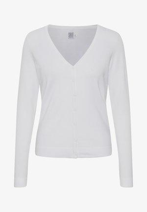 MILASZ  - Cardigan - white