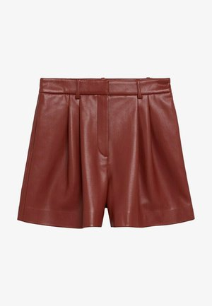 Shorts - oranjebruin