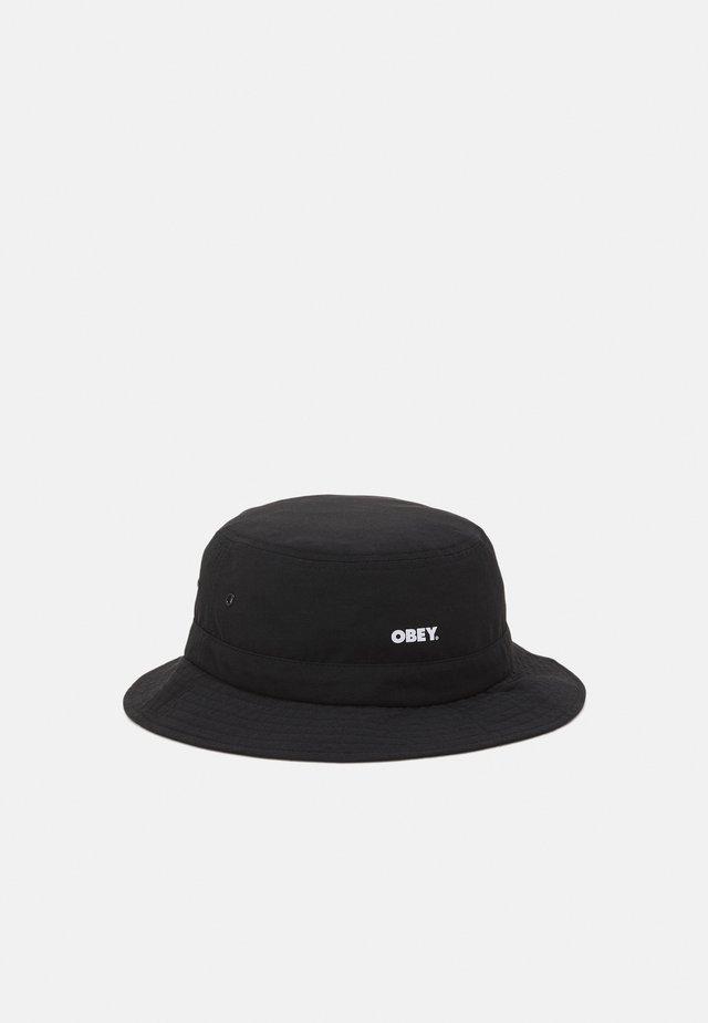 BOLD JAZZ BUCKET HAT UNISEX - Hoed - black