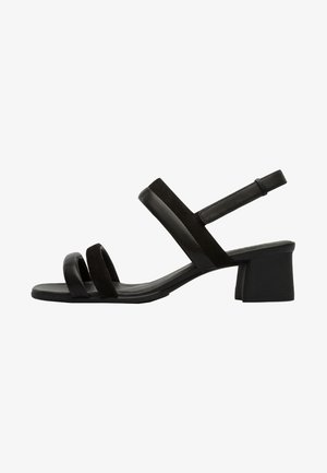 KATIE - Sandals - black