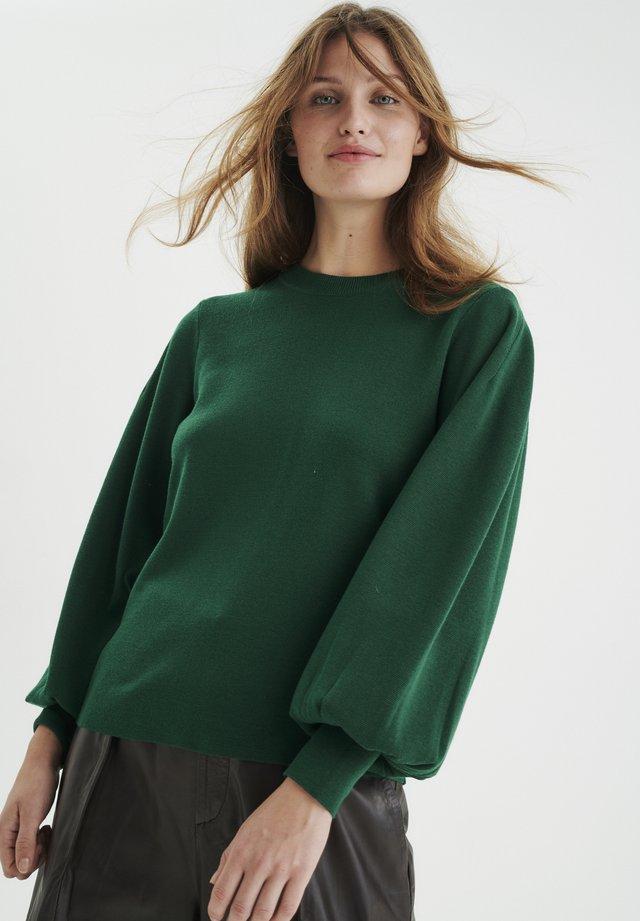 Trui - warm green