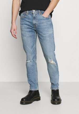 512 SLIM TAPER LO BALL - Slim fit jeans - dolf metal dx adv