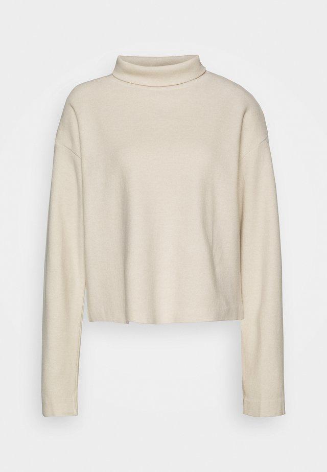 ELESA - Sweatshirt - beige