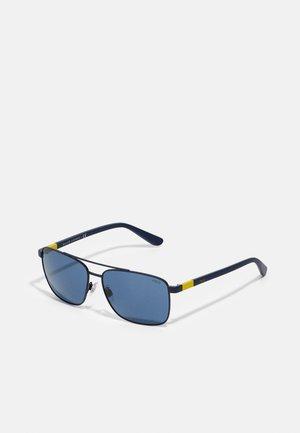 Zonnebril - matte navy blue