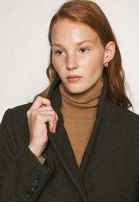 Sisley - TURTLE NECK - Jumper - beige - 3