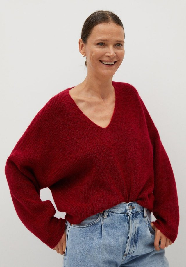 PICKY - Pullover - red