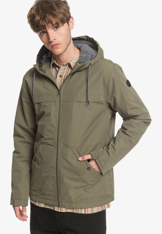 MIT KAPUZE  - Winter coat - kalamata