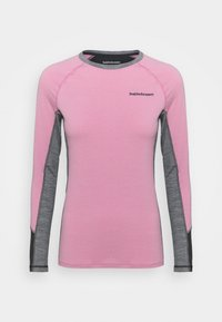 Peak Performance - MAGIC CREW - Undershirt - frosty rose - 4