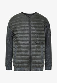 adidas Performance - TERREX HIKE BOMBER JACKET - Untuvatakki - grey six - 3