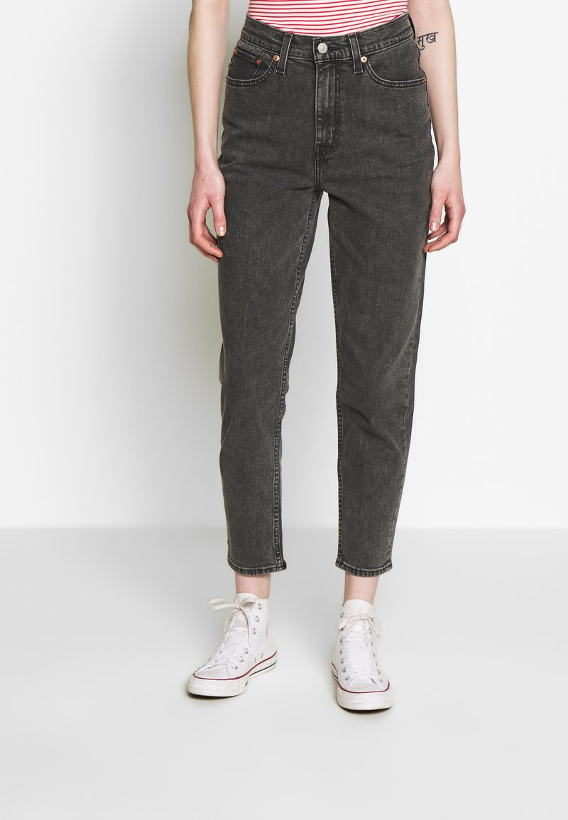 Levi's® - MOM JEAN - Jeans Tapered Fit - pedal to the metal