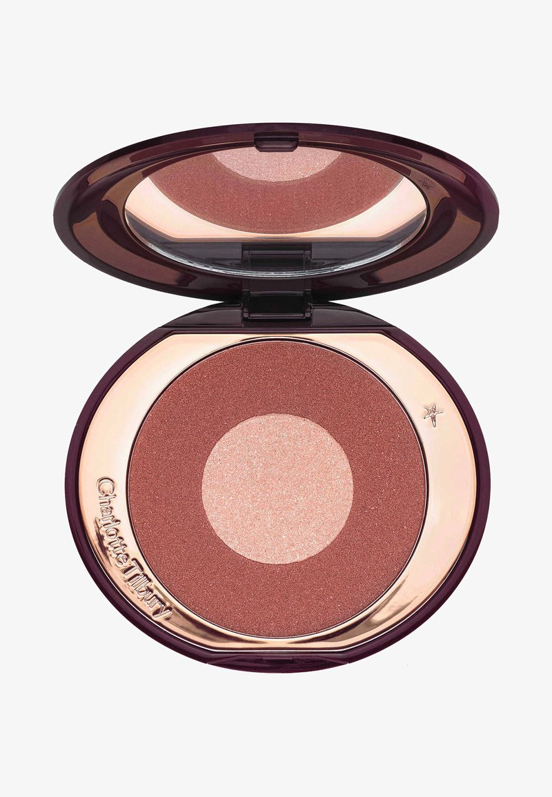 Charlotte Tilbury - CHEEK TO CHIC - Face palette - pillow talk