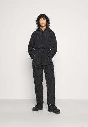 NMESSA SNOWSUIT - Jumpsuit - black