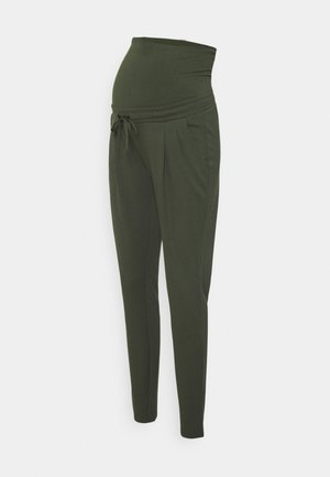MLLIF PANTS - Tracksuit bottoms - climbing ivy