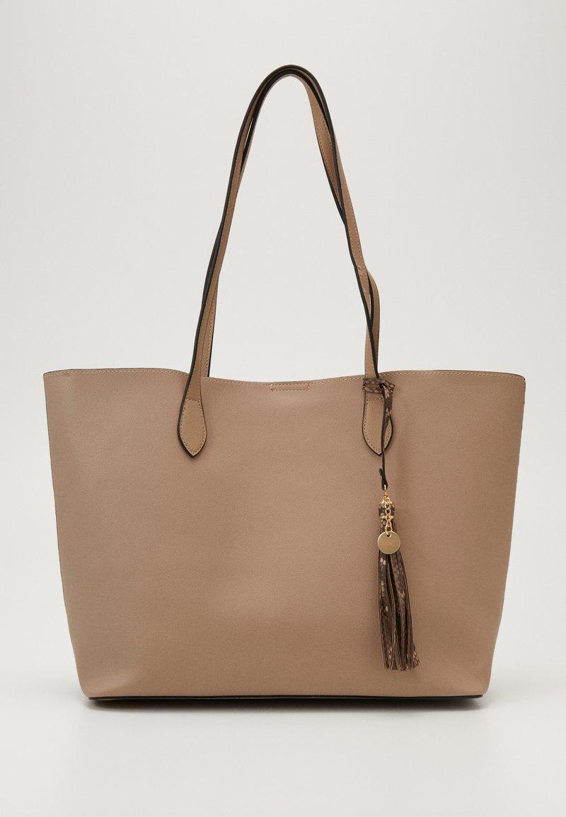 Anna Field - Shopping bag - nude
