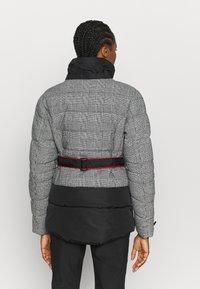 Superdry - CHAMONIX PUFFER - Ski jacket - black - 4
