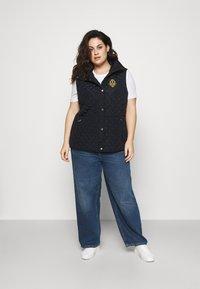 Lauren Ralph Lauren Woman - INSULATED VEST - Waistcoat - navy - 1