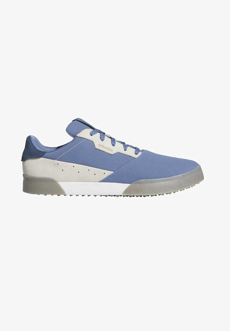 adidas Performance - SCARPE ADICROSS RETRO SPIKELESS - Golf shoes - blue