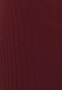 Anna Field - T-shirt basic - dark red - 2