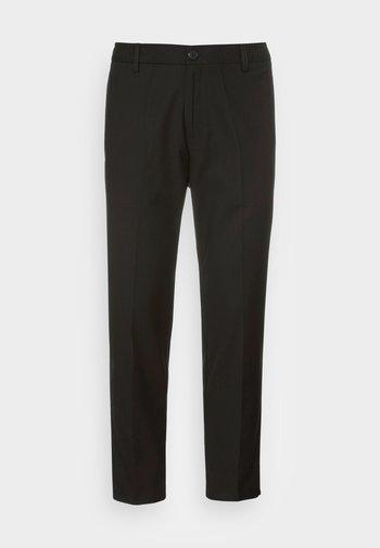 MONZA FIN PANT - Trousers - black