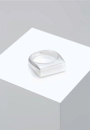 MATT GEO BASIC BLOGGER TREND - Bague - silver-coloured