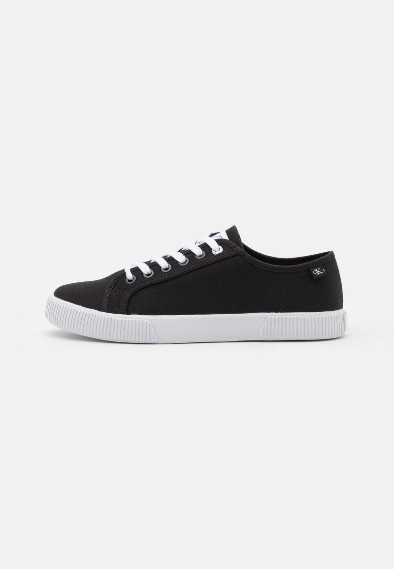 Calvin Klein Jeans - LACEUP  - Sneakers laag - black