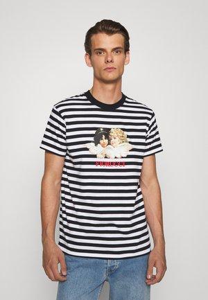 STRIPE ANGELS TEE - T-shirt con stampa - multi