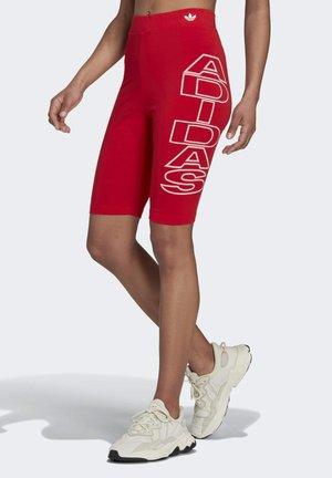 TIGHTS - Shorts - vivid red