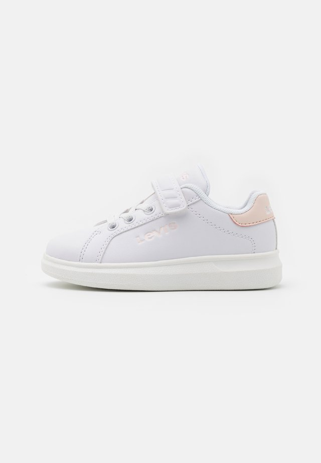 ELLIS - Trainers - white/light pink