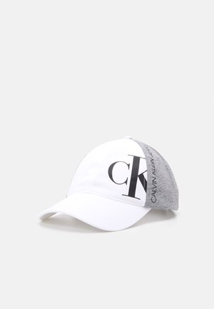 HYBRID LOGO BASEBALL UNISEX - Cap - bright white