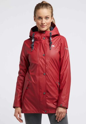 3 in 1 - Parka - red