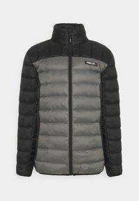 HYPER JACKET - Light jacket - black/grey