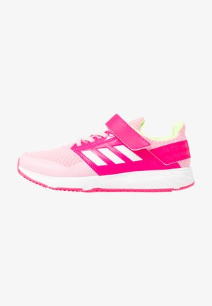 FORTAFAITO - Zapatillas de running neutras - true pink/footwear white/shock pink