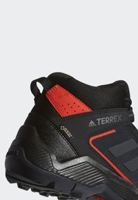 adidas Performance - TERREX EASTRAIL MID GTX SHOES - Hiking shoes - grey/black - 6