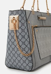River Island - Tote bag - grey dark - 4