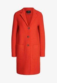 SET - Classic coat - poinciana - 4