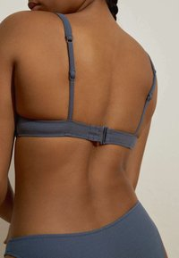 OYSHO - Bikini top - blue - 2
