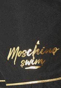 MOSCHINO SWIM - Swimming shorts - black - 4