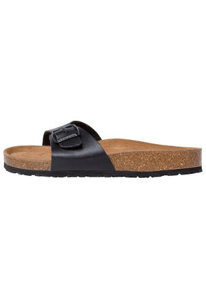 TAMARIS - Slippers - black