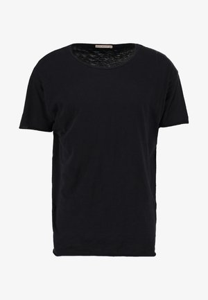 ROGER - Basic T-shirt - black