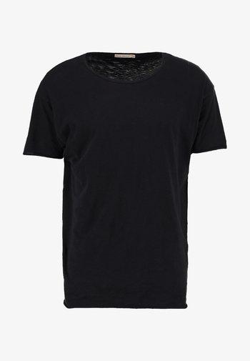 ROGER - T-shirt - bas - black