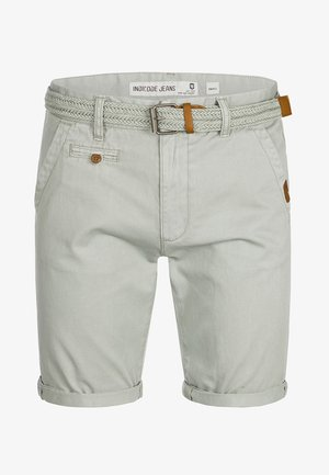 CASUAL FIT - Shorts - light grey